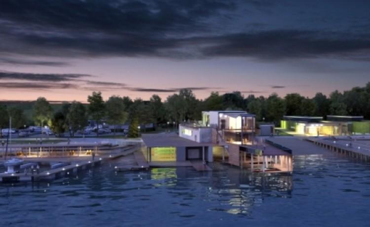 zdjęcie usługi dodatkowej, Kompleks rekreacyjny nad jeziorem Krzywym, Olsztyn
