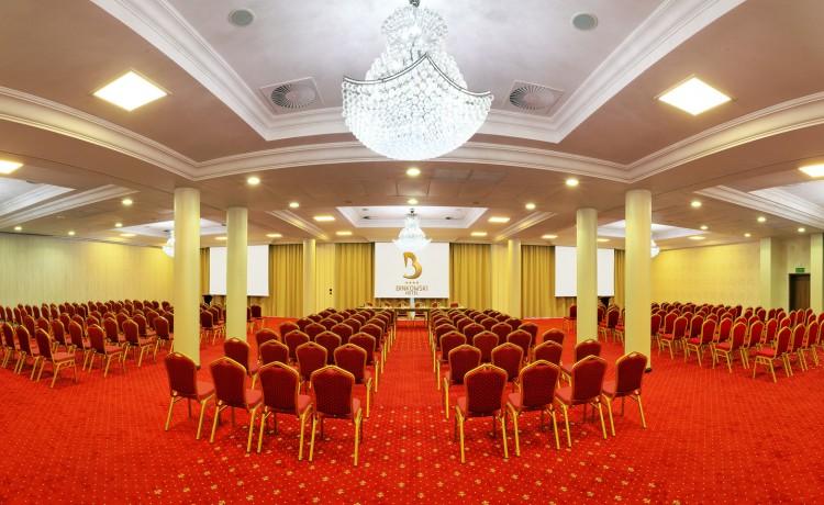 Hotel **** BINKOWSKI RESORT**** Centrum konferencyjno-hotelowe / 10
