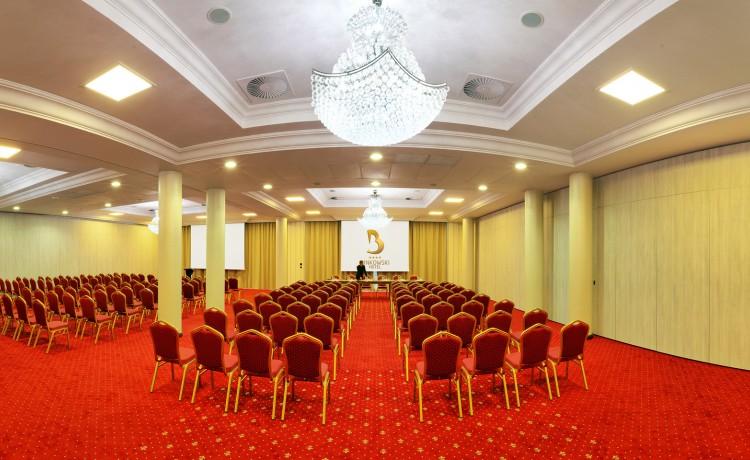 Hotel **** BINKOWSKI RESORT**** Centrum konferencyjno-hotelowe / 16