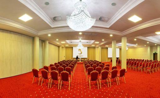 Hotel **** BINKOWSKI RESORT**** Centrum konferencyjno-hotelowe / 17
