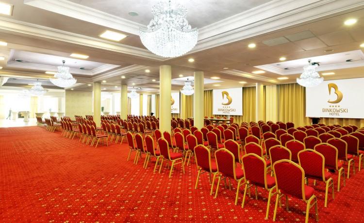 Hotel **** BINKOWSKI RESORT**** Centrum konferencyjno-hotelowe / 13