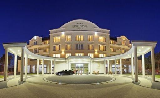 BINKOWSKI RESORT**** Centrum konferencyjno-hotelowe
