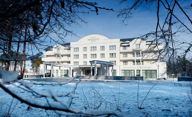 Hotel **** BINKOWSKI RESORT**** Centrum konferencyjno-hotelowe / 3