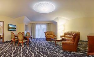 BINKOWSKI RESORT**** Centrum konferencyjno-hotelowe Hotel **** / 8