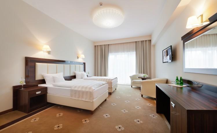 Pokój jedno lub dwuosobowy Hotel Binkowski****
