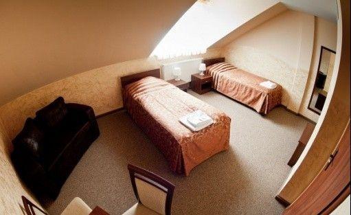 zdjęcie pokoju, **Hotel & Restauracja Okrąglak, Korzecko