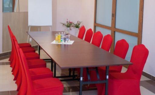 zdjęcie sali konferencyjnej, Hotel Polonia, Biała Podlaska