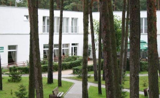 zdjęcie obiektu, Dom Wypoczynkowy Polana, Łukęcin
