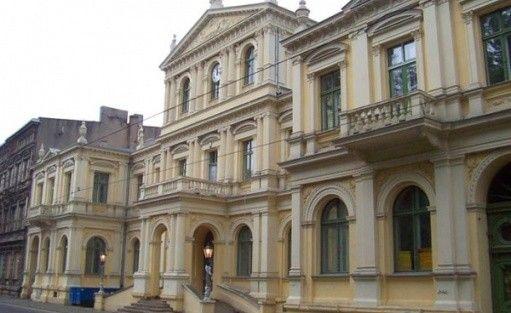 zdjęcie obiektu, Pomorska 21. Dom Towarzystwa Kredytowego, Łódź
