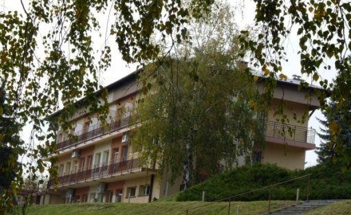 zdjęcie obiektu, Politechnika Warszawska Ośrodek Szkoleniowo-Wypoczynkowy w Grybowie, Grybów