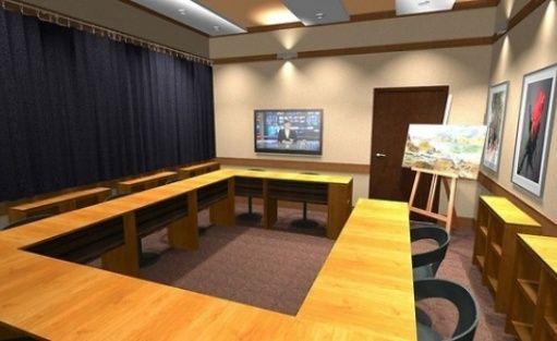 zdjęcie sali konferencyjnej, Best Western Łeba, Łeba