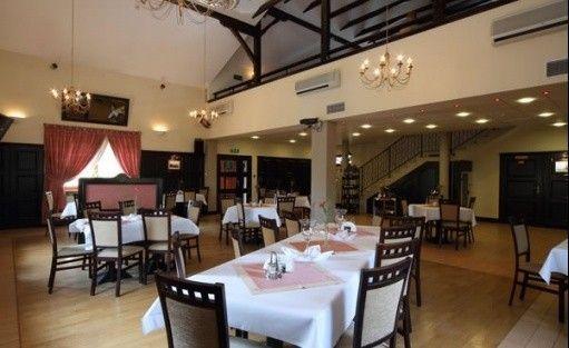 zdjęcie sali konferencyjnej, Villa Aromat **, Włoszczowa