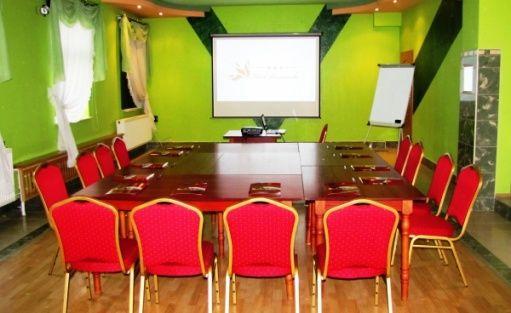 zdjęcie sali konferencyjnej, Hotel Wiśniewski ***, Kraśniów