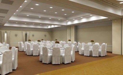 zdjęcie sali konferencyjnej, Willa Hueta, Kielce