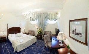 zdjęcie pokoju, Willa Hueta, Kielce