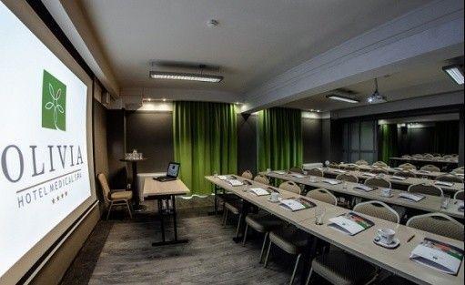 zdjęcie sali konferencyjnej, Hotel Olivia Medical Spa, Skomielna Czarna