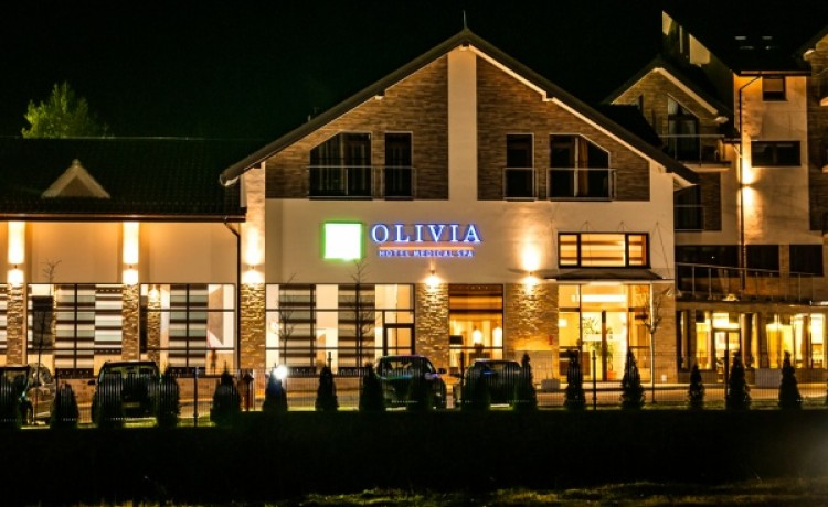 zdjęcie obiektu, Hotel Olivia Medical Spa, Skomielna Czarna