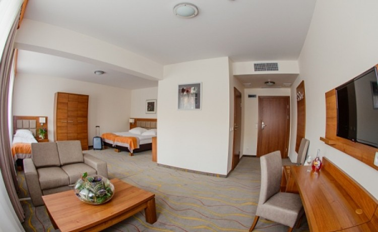 zdjęcie pokoju, Hotel Olivia Medical Spa, Skomielna Czarna