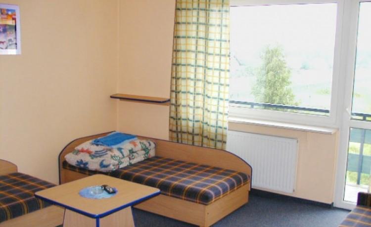 zdjęcie pokoju, Ośrodek Szkoleniowo - Wypoczynkowy  Suchy Bór, Suchy Bór