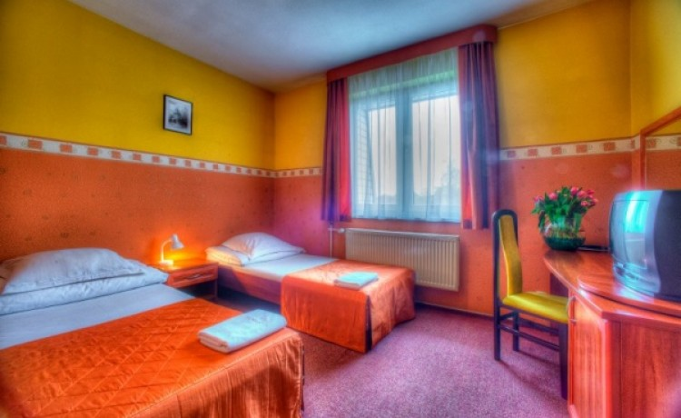 zdjęcie pokoju, Hotel U Kroczka, Rzeszów