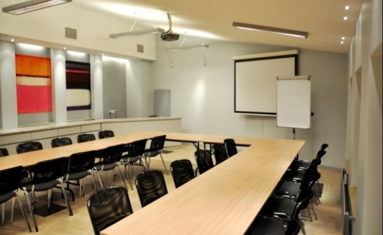 zdjęcie sali konferencyjnej, Willa Marea, Sopot