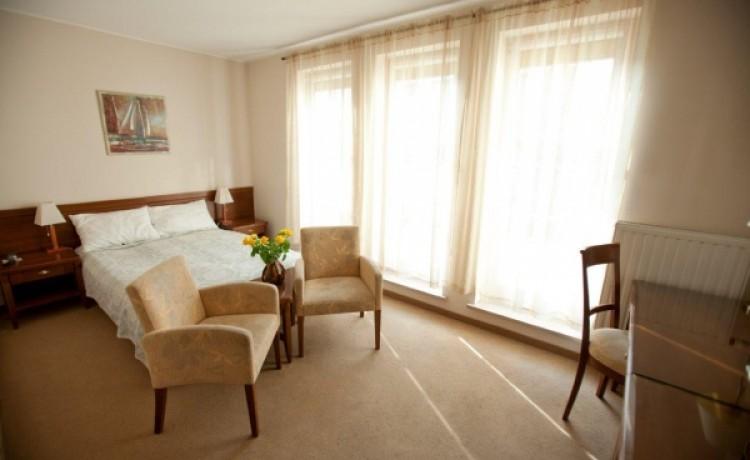 zdjęcie pokoju, Willa Marea, Sopot