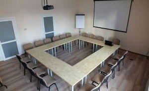 zdjęcie sali konferencyjnej, RISE Rzeszów, Rzeszów
