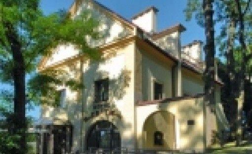 Hotel Erazm przy pałacu Villa Decius