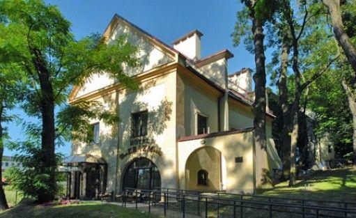 zdjęcie obiektu, Hotel Erazm przy pałacu Villa Decius, Kraków