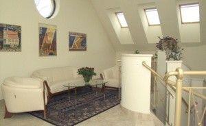 zdjęcie pokoju, Hotel Erazm przy pałacu Villa Decius, Kraków
