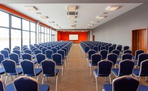 zdjęcie sali konferencyjnej, Terminal Hotel, Wrocław