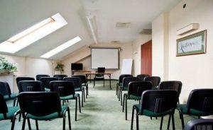 zdjęcie sali konferencyjnej, Hotel Pod Złotą Różą, Kielce