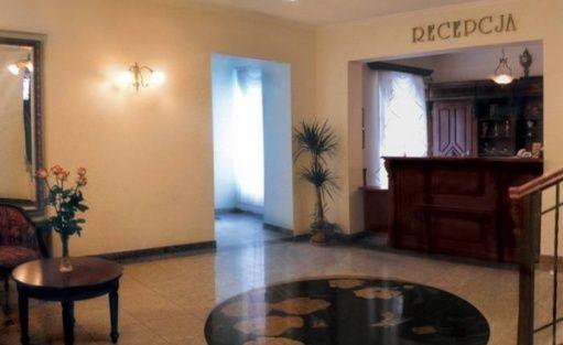 zdjęcie obiektu, Hotel Pod Złotą Różą, Kielce