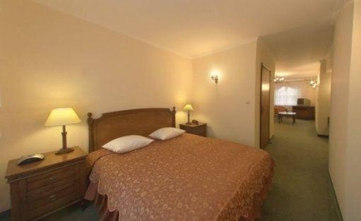 zdjęcie pokoju, Hotel Pod Złotą Różą, Kielce