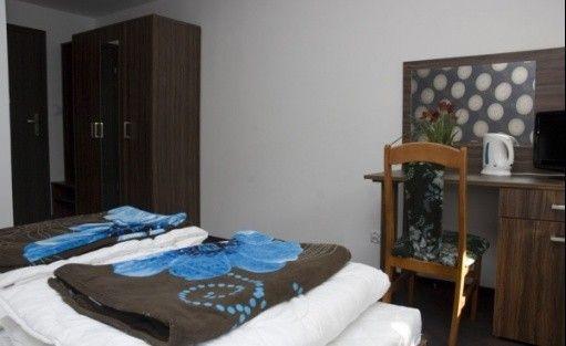 zdjęcie pokoju, Ośrodek Wczasowy Rytebłota, Zbiczno