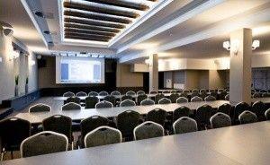 zdjęcie sali konferencyjnej, Hotel Berberys, Kazimierz Dolny