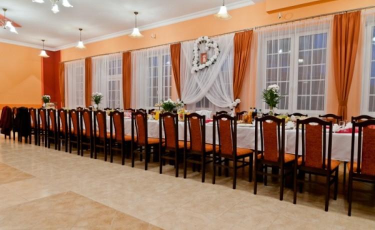 zdjęcie sali konferencyjnej, Hotel Fregata, Pęczniew