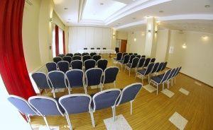 zdjęcie sali konferencyjnej, Hotel Liburnia, Cieszyn