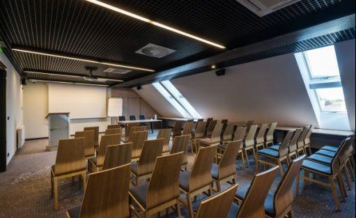 zdjęcie sali konferencyjnej, Regatta Hotel Restauracja Spa, Poznań