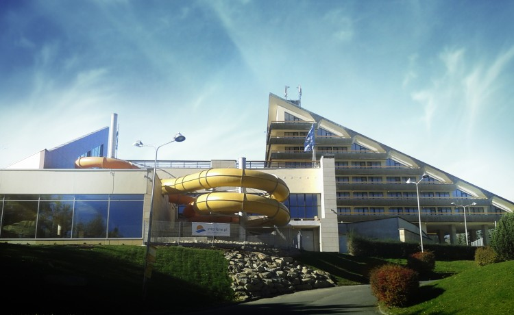 Hotel ** Interferie Aquapark Sport Hotel Malachit / 0