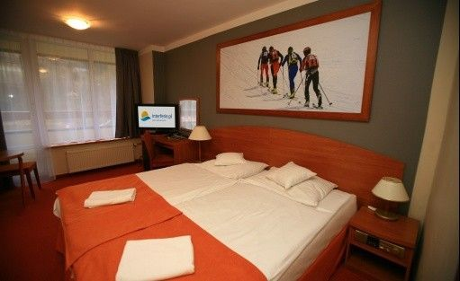 Hotel ** Interferie Aquapark Sport Hotel Malachit / 11