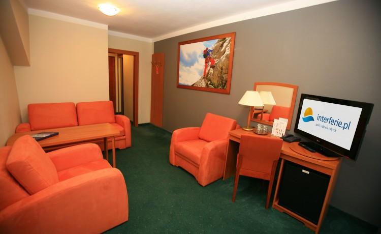 Hotel ** Interferie Aquapark Sport Hotel Malachit / 15