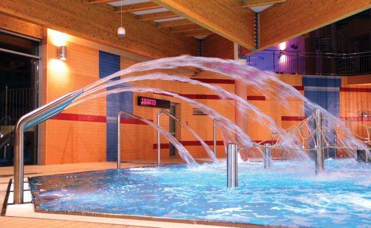 Hotel ** Interferie Aquapark Sport Hotel Malachit / 28