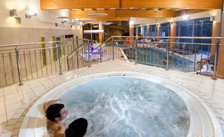Hotel ** Interferie Aquapark Sport Hotel Malachit / 16