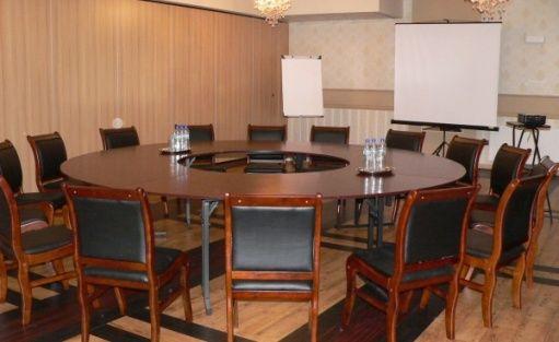 zdjęcie sali konferencyjnej, Zajazd Rozdroże , Nieborów