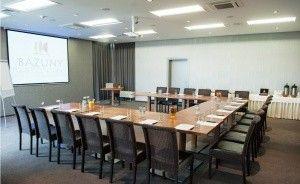 zdjęcie sali konferencyjnej, Bazuny Hotel*** & SPA , Kościerzyna