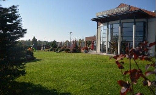 zdjęcie obiektu, Bazuny Hotel*** & SPA , Kościerzyna