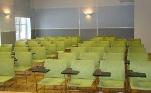 zdjęcie sali konferencyjnej, Kompleks Recepcyjno-Wypoczynkowy Łańsk, Olsztyn