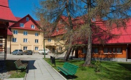 zdjęcie obiektu, Ośrodek Wczasowy Groń Placówka, Białka Tatrzańska