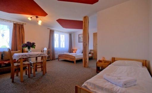 zdjęcie pokoju, Ośrodek Wczasowy Groń Placówka, Białka Tatrzańska